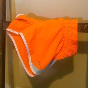 Nike running shorts Sz XS